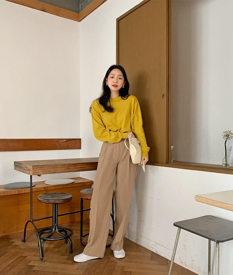 Phát chán khi diện mãi quần jeans, đây là 4 mẫu quần chị em nên tích cực mặc để chỉ sành điệu hơn chứ không kém-1