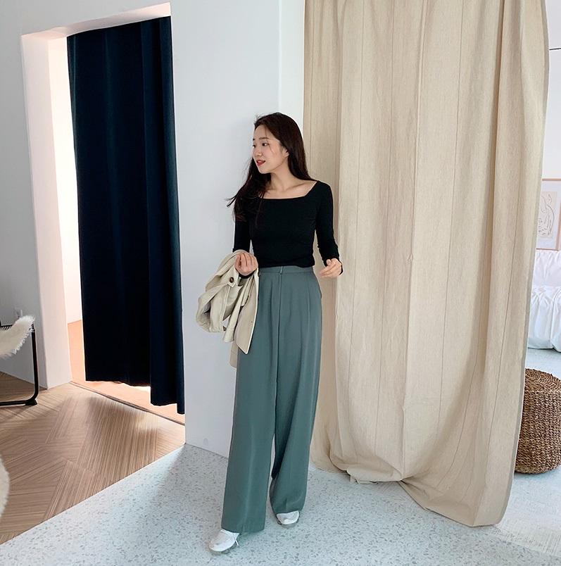 Phát chán khi diện mãi quần jeans, đây là 4 mẫu quần chị em nên tích cực mặc để chỉ sành điệu hơn chứ không kém-3