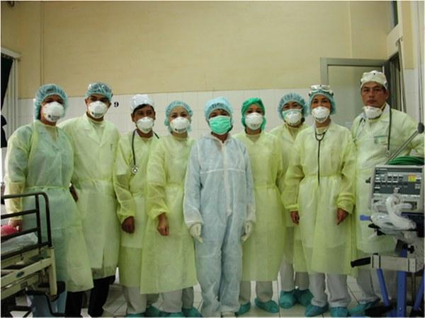 Dịch SARS ở Việt Nam và chuyện 6 người đánh đổi mạng sống chưa từng được ghi nhận-3
