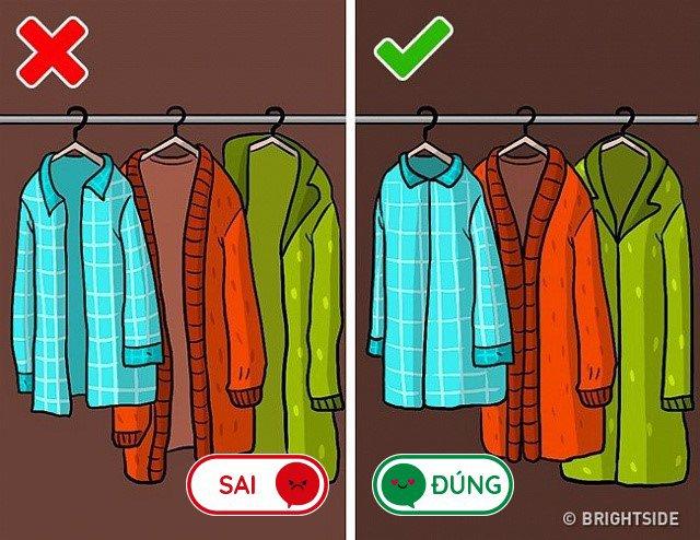 8 lỗi sai mà ai cũng làm khi cất quần áo vào tủ, lấy ra nhàu nhĩ như giẻ lau-1