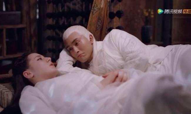 Tam sinh tam thế Chẩm thượng thư: Trọn bộ cảnh ân ái 18+ của Cao Vỹ Quang, Địch Lệ Nhiệt Ba đỏ mặt xấu hổ-3