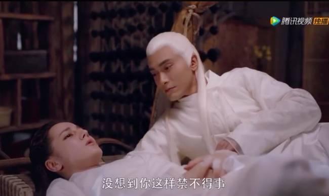 Tam sinh tam thế Chẩm thượng thư: Trọn bộ cảnh ân ái 18+ của Cao Vỹ Quang, Địch Lệ Nhiệt Ba đỏ mặt xấu hổ-4