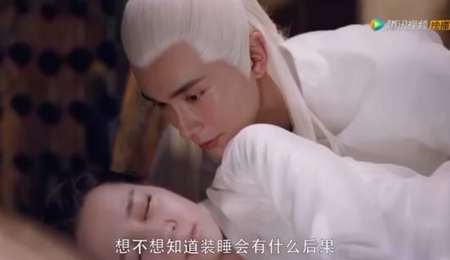 Tam sinh tam thế Chẩm thượng thư: Trọn bộ cảnh ân ái 18+ của Cao Vỹ Quang, Địch Lệ Nhiệt Ba đỏ mặt xấu hổ-5