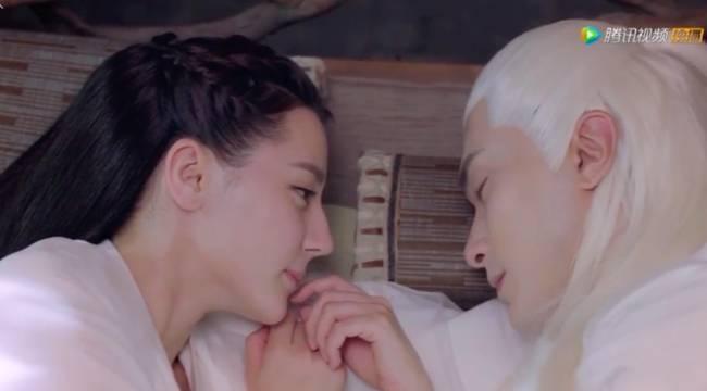 Tam sinh tam thế Chẩm thượng thư: Trọn bộ cảnh ân ái 18+ của Cao Vỹ Quang, Địch Lệ Nhiệt Ba đỏ mặt xấu hổ-10