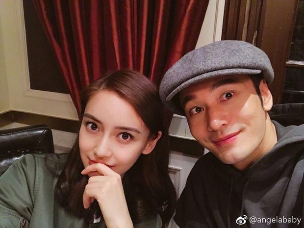Huỳnh Hiểu Minh canh 0 giờ chúc mừng sinh nhật Angela Baby, khẳng định tình cảm giữa scandal ngoại tình rúng động-1