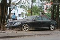 """Siêu xe Bentley 20 tỷ nằm """"xếp xó"""" trên vỉa hè Hà Nội, hơn 5 năm qua không ai biết chủ nhân ở đâu"""