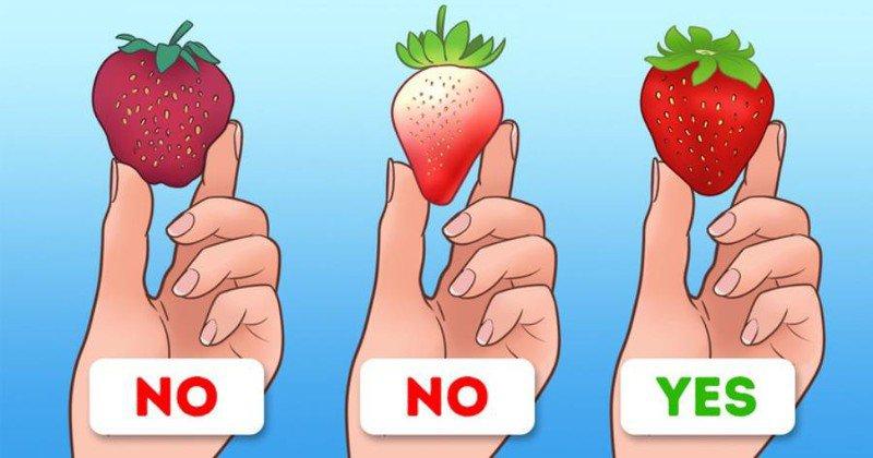 Mẹo nhận biết những loại thức ăn kém chất lượng cực dễ dàng-1