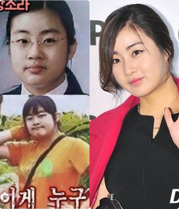 Tình cũ của Huyn Bin: Từ cô nàng mặc váy chật đến bục chỉ trên thảm đỏ và màn lột xác giảm 20kg, trở thành mỹ nhân có đôi chân đẹp nhất xứ Hàn-1