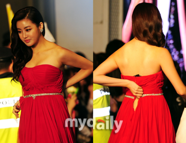 Tình cũ của Huyn Bin: Từ cô nàng mặc váy chật đến bục chỉ trên thảm đỏ và màn lột xác giảm 20kg, trở thành mỹ nhân có đôi chân đẹp nhất xứ Hàn-3
