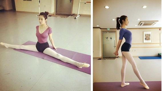 Tình cũ của Huyn Bin: Từ cô nàng mặc váy chật đến bục chỉ trên thảm đỏ và màn lột xác giảm 20kg, trở thành mỹ nhân có đôi chân đẹp nhất xứ Hàn-5