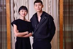 Park Seo Joon diện đồ