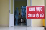Quảng Nam cách ly 2 du học sinh Hàn Quốc từng đi qua tâm dịch Daegu, 1 người đang bị sốt nhẹ