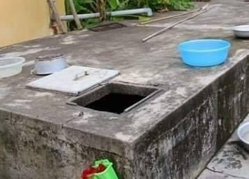 Hải Phòng: Nghỉ học, hai học sinh ở nhà rơi xuống bể nước tử vong thương tâm-1