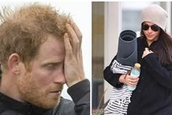 Truyền thông đưa tin Harry nói Meghan Markle bị