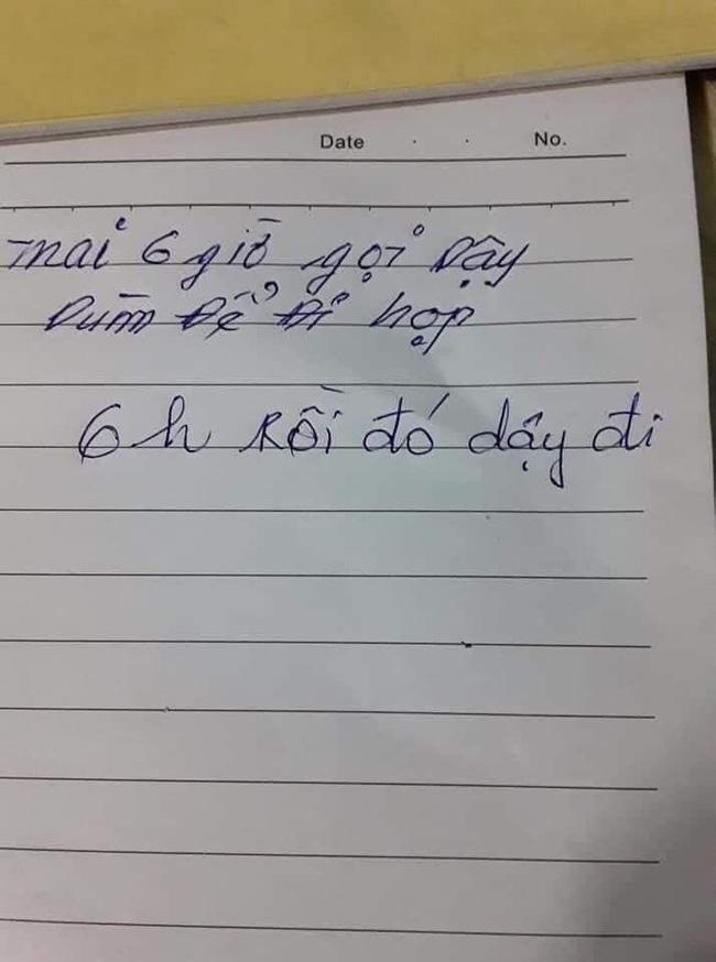 Vợ chồng cãi nhau không nói chuyện, chồng để lại mảnh giấy nhờ vả thì vợ có câu trả lời khiến tất cả choáng váng-2