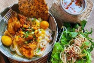 Cuối tuần học mẹ đảm làm mì Quảng ngon ngất ngây, cả nhà ăn khen không ngớt lời