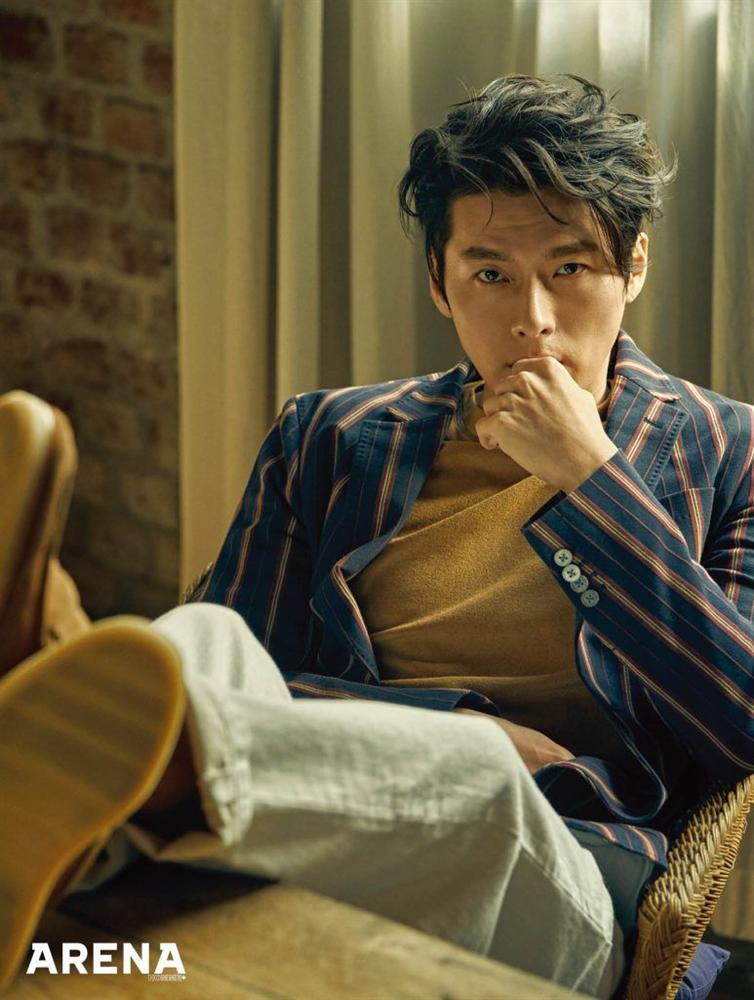 """Đại úy Ri"""" Hyun Bin: Mỹ nam Thiên Bình phong tình nhất nhì showbiz, mong mỏi tìm được cô gái có thể cai quản"""" hết cuộc đời-5"""