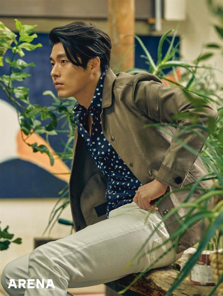 """Đại úy Ri"""" Hyun Bin: Mỹ nam Thiên Bình phong tình nhất nhì showbiz, mong mỏi tìm được cô gái có thể cai quản"""" hết cuộc đời-21"""