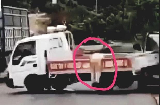 Lái xe phê ma tuý tông trực diện CSGT-1