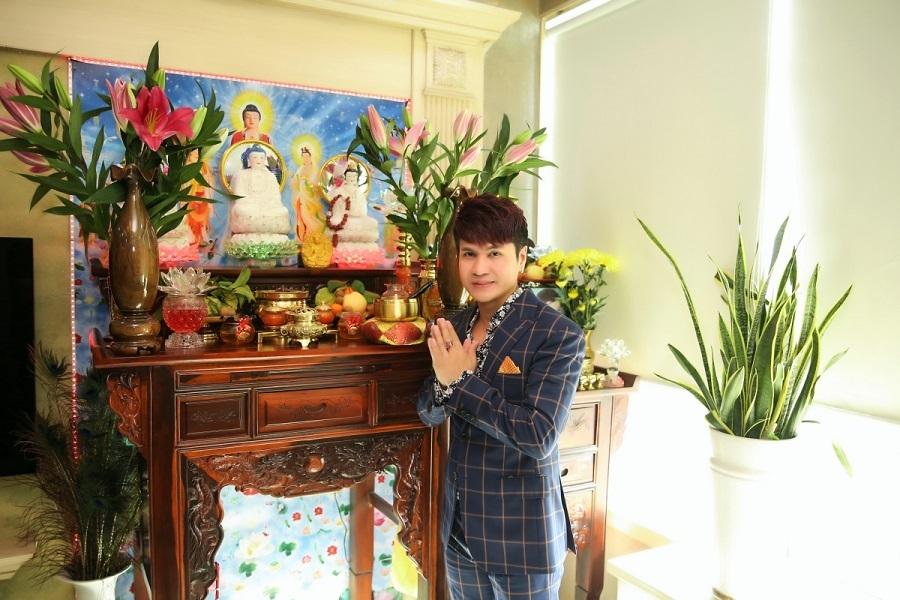 Căn hộ 5 tỷ rộng 150m2 của vua nhạc sàn Lương Gia Huy-3