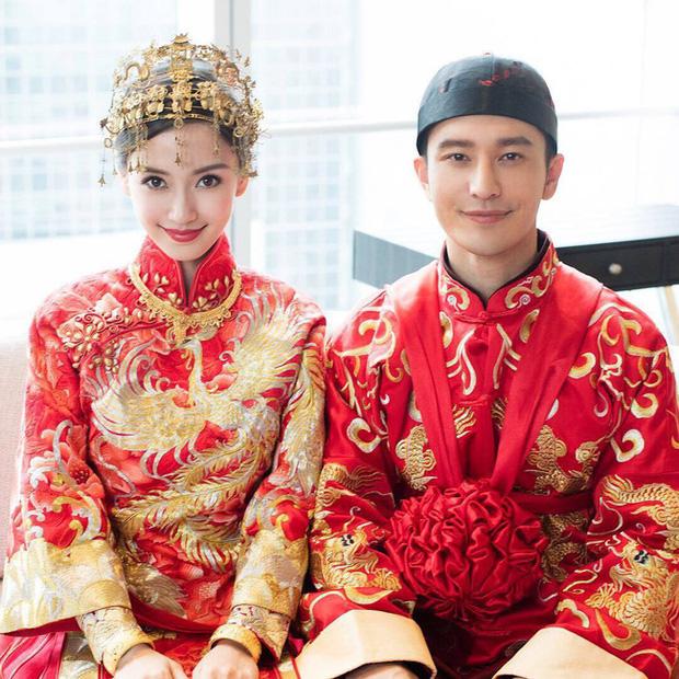 Angela Baby cưới Huỳnh Hiểu Minh chỉ muốn lợi dụng để nổi tiếng, sau khi thành công hơn sẽ đá chồng?-1