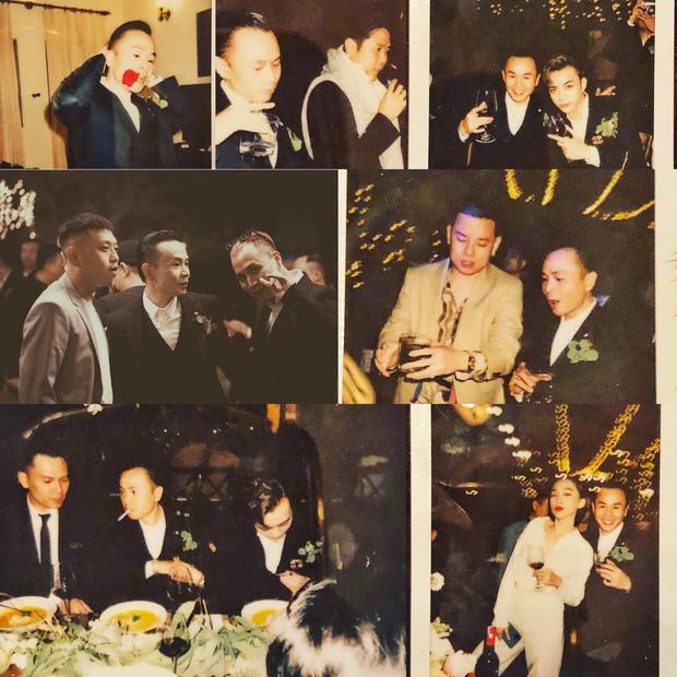 Loạt ảnh cực hiếm trong đám cưới Tóc Tiên - Hoàng Touliver cuối cùng cũng được hé lộ: Mọi khoảnh khắc hạnh phúc nhất đều có đủ!-10
