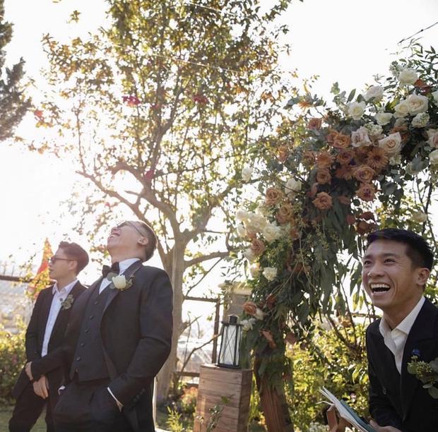Loạt ảnh cực hiếm trong đám cưới Tóc Tiên - Hoàng Touliver cuối cùng cũng được hé lộ: Mọi khoảnh khắc hạnh phúc nhất đều có đủ!-3