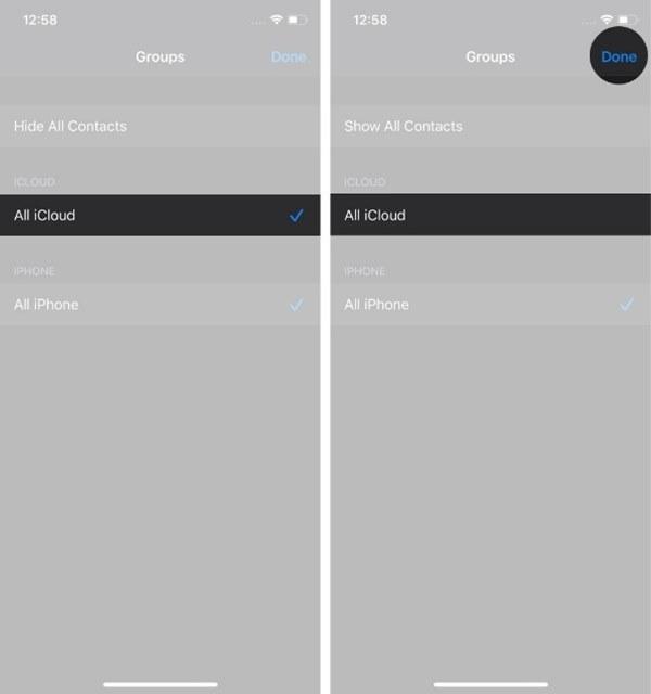 6 cách xử lý lỗi iPhone bị mất số điện thoại-6