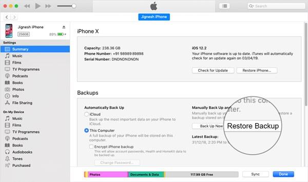 6 cách xử lý lỗi iPhone bị mất số điện thoại-10