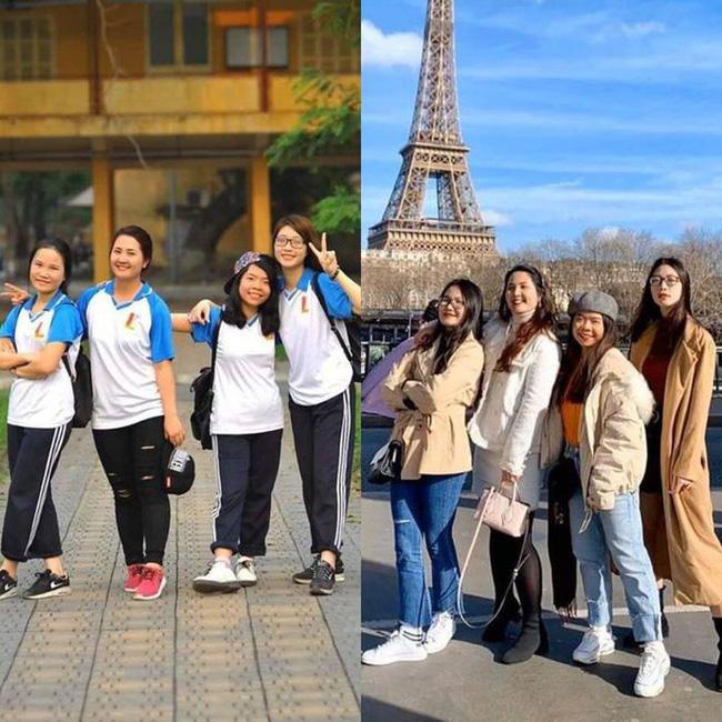 Hội bạn thân trong truyền thuyết: 4 cô gái trẻ 5 năm trước cùng học Bách Khoa, 5 năm sau cùng sang Pháp du học Thạc sĩ-1