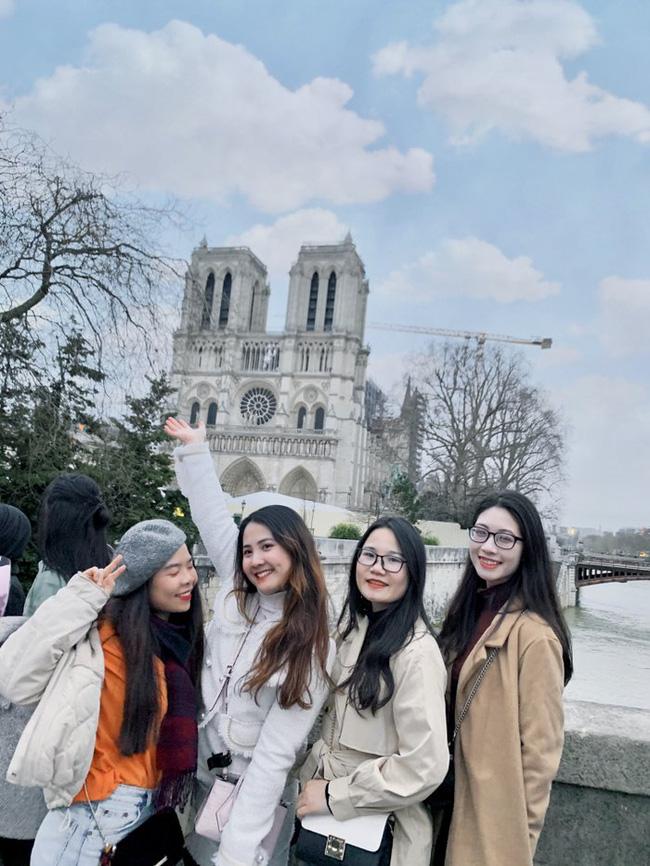 Hội bạn thân trong truyền thuyết: 4 cô gái trẻ 5 năm trước cùng học Bách Khoa, 5 năm sau cùng sang Pháp du học Thạc sĩ-2