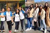Hội bạn thân trong 'truyền thuyết': 4 cô gái trẻ 5 năm trước cùng học Bách Khoa, 5 năm sau cùng sang Pháp du học Thạc sĩ