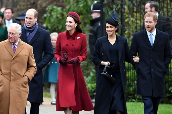 Phản ứng bất ngờ của vợ chồng Công nương Kate khi Meghan Markle sắp quay về hoàng gia Anh, đem lại mối đe dọa lớn-1