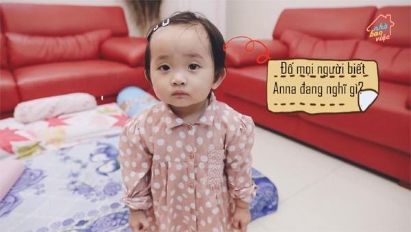 Siêu quậy Kubi nhà Khánh Thi - Phan Hiển bị em gái bắt nạt, cậu bé giận dỗi nói 1 câu khiến ai cũng phải phì cười-2
