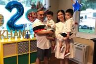 5 năm cưới chồng doanh nhân, Phạm Thanh Thảo làm vườn, trồng rau bình yên bên Mỹ