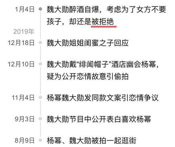Ngụy Đại Huân bóng gió tiết lộ nguyên nhân chưa công bố chuyện đã chia tay Dương Mịch?-2