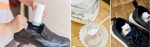 Những mẹo vặt đơn giản, chẳng tốn một đồng giúp khử sạch mùi hôi giày hiệu quả-1