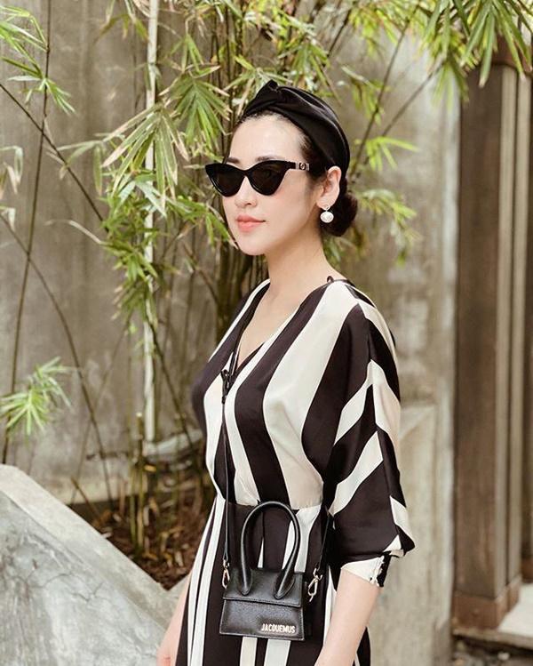 Sắm túi hiệu mỏi tay nhưng Phạm Hương yêu thích đúng một đôi bông tai-11