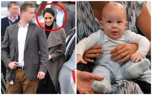 Báo Anh: Meghan rời Canada trở về hoàng gia để con trai Archie một mình khiến nhiều người lo lắng, buồn nhất là Nữ hoàng Anh-1