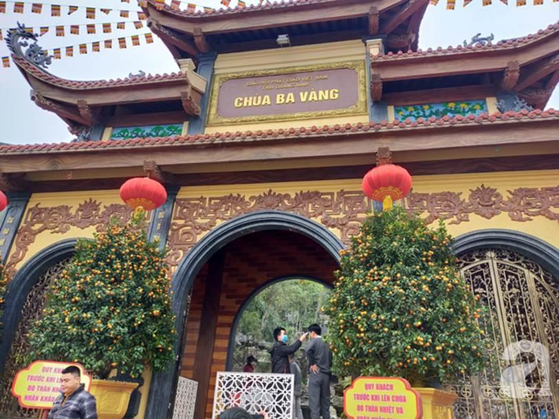 Bộ Y tế thông tin về việc cách ly tại chùa đối với những người đi qua hoặc đến từ vùng dịch nhập cảnh vào Việt Nam-5