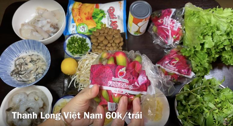 Mẹ con Quỳnh Trần - bé Sa được ủng hộ nhiệt tình với món bánh xèo thanh long, dù ở nước Nhật xa xôi vẫn góp phần giải cứu nông sản Việt Nam-2
