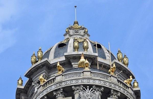 Choáng ngợp những lâu đài dát vàng nghìn tỷ của đại gia đất Bắc-10