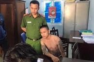 Bé trai 6 tuổi bị nam thanh niên dùng gậy đánh nhập viện