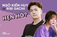 Bị khui hàng loạt bằng chứng hẹn hò bí mật, Ngô Kiến Huy và Ribi Sachi nói gì?