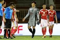 HLV CLB TP.HCM: 'Đừng nói nhiều về sai lầm của Bùi Tiến Dũng, không thể đổ hết lỗi cho thủ môn'