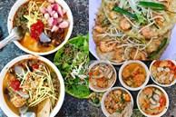 8 địa chỉ ăn uống nổi tiếng ngon giá lại bình dân  ở Quy Nhơn