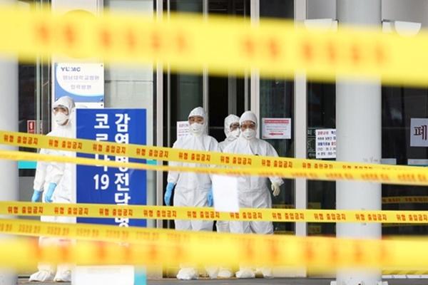 Hàn Quốc có thêm 476 ca nhiễm virus corona, nâng tổng số lên 4.212-1