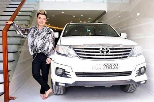 Lê Dương Bảo Lâm khoe ở nhà 7 tỷ, vợ đẹp, con xinh-3