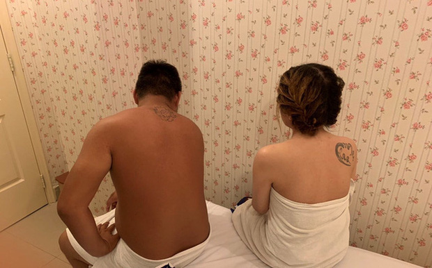 Hai nữ nhân viên U50 cùng chủ quán cà phê võng bán dâm cho khách-1