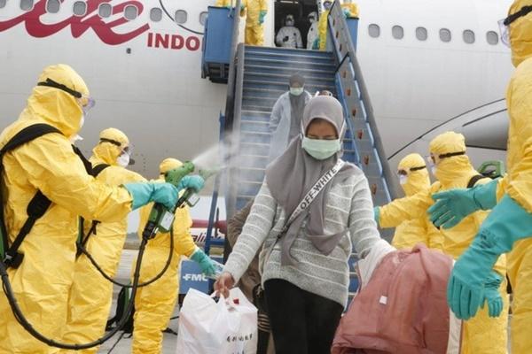 Indonesia xác nhận ca nhiễm virus corona đầu tiên-1